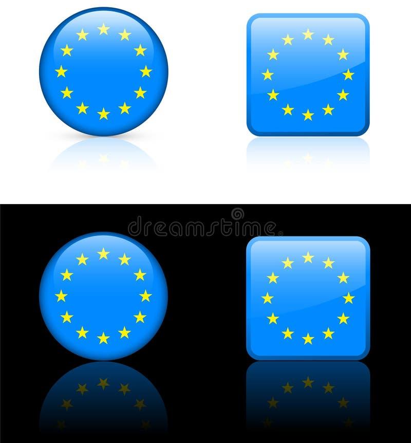 ευρωπαϊκός κόσμος ένωσης & ελεύθερη απεικόνιση δικαιώματος