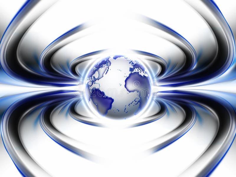 ευρύς κόσμος Ιστού αραχνώ&n απεικόνιση αποθεμάτων