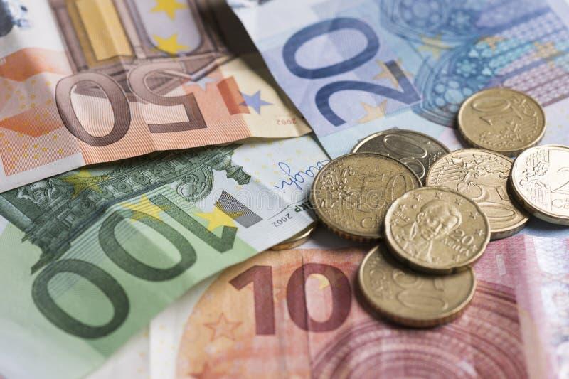 Ευρώ αποταμίευσης στοκ εικόνες