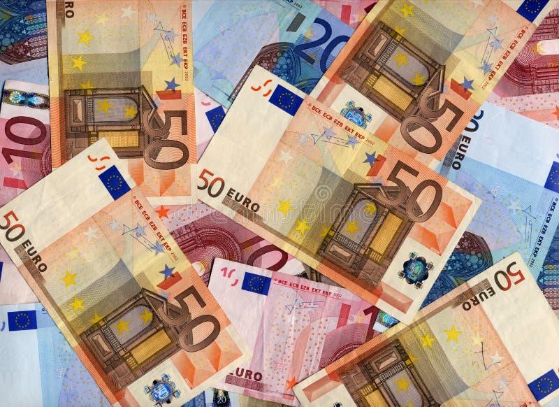 ευρώ στοκ εικόνα