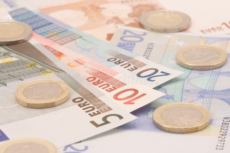 ευρώ στοκ φωτογραφία