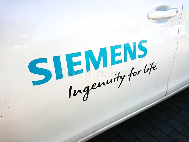 Ευστροφία Siemens για τη ζωή στοκ εικόνα
