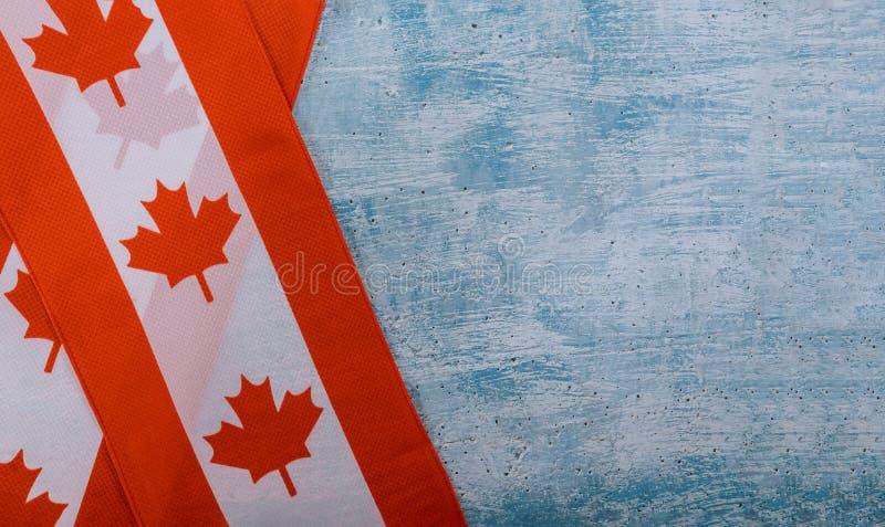 Ευτυχές Βικτώριας αγροτικό υπόβαθρο σημαιών ημέρας καναδικό στοκ φωτογραφίες με δικαίωμα ελεύθερης χρήσης