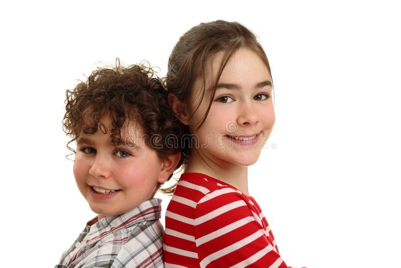 ευτυχές χαμόγελο κατσικιών στοκ εικόνες με δικαίωμα ελεύθερης χρήσης