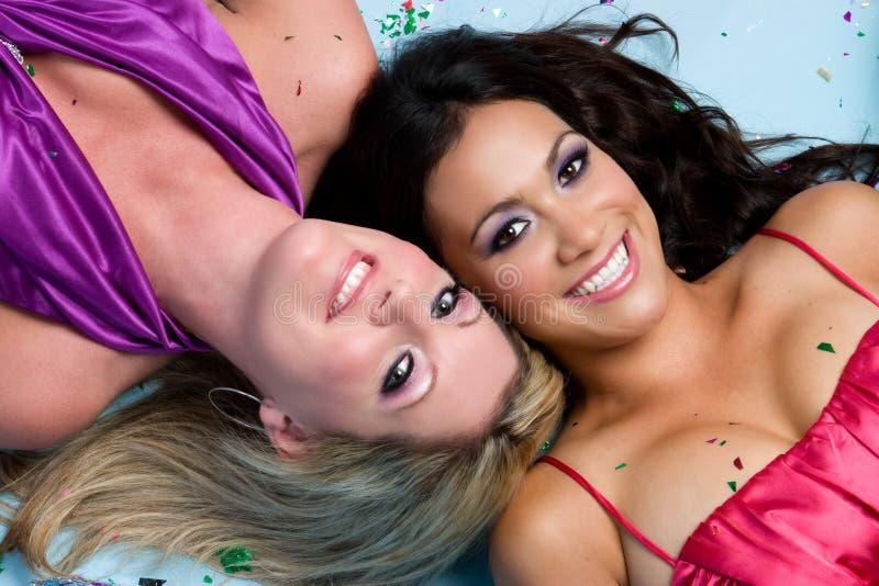 ευτυχές χαμόγελο φίλων στοκ εικόνα με δικαίωμα ελεύθερης χρήσης