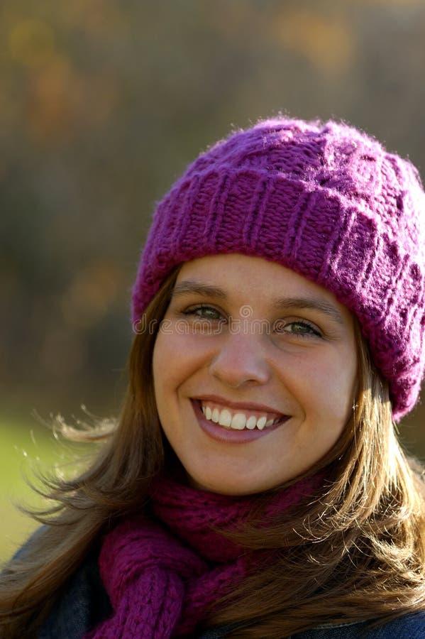ευτυχές χαμόγελο στοκ εικόνες με δικαίωμα ελεύθερης χρήσης