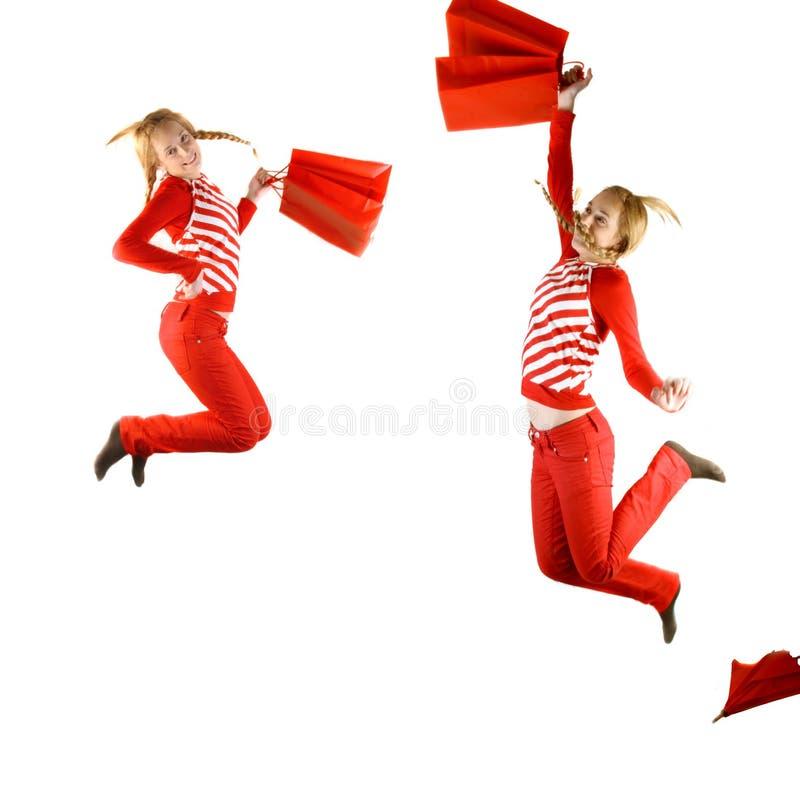 ευτυχής έφηβος κοριτσιών στοκ φωτογραφία με δικαίωμα ελεύθερης χρήσης