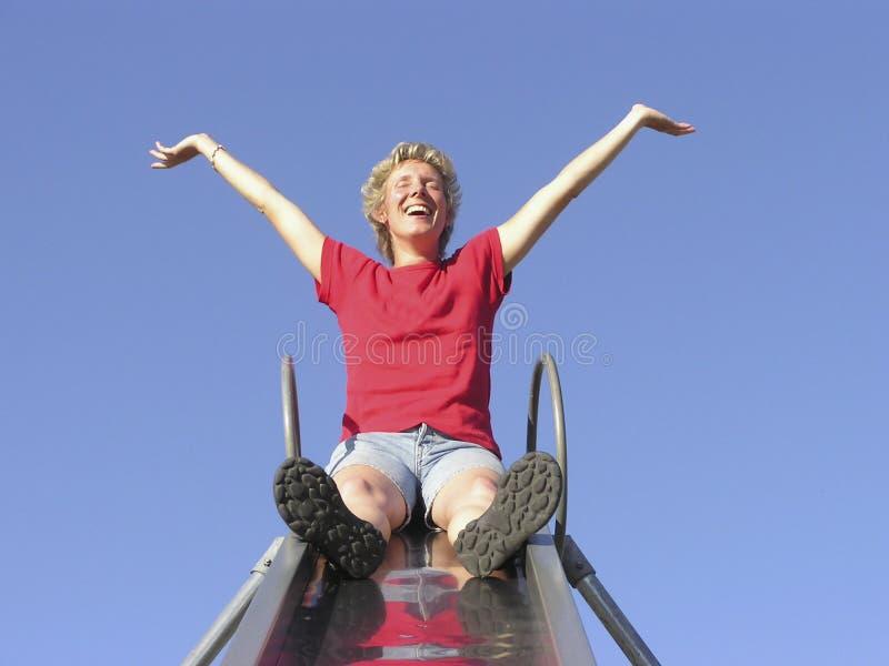 ευτυχής γυναίκα 01 στοκ εικόνες με δικαίωμα ελεύθερης χρήσης