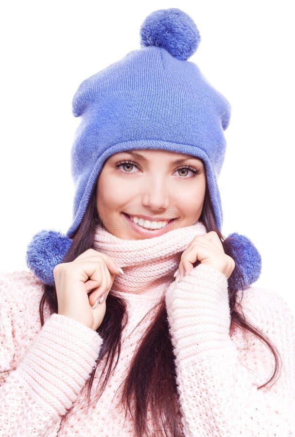 Download ευτυχής γυναίκα στοκ εικόνα. εικόνα από υψηλός, βακκινίων - 22783399