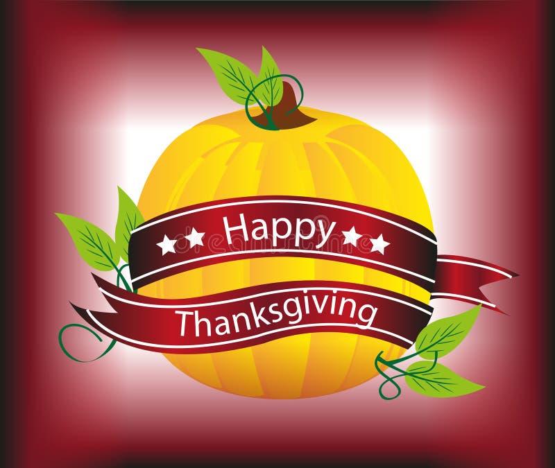 ευτυχής ημέρα των ευχαριστιών ελεύθερη απεικόνιση δικαιώματος