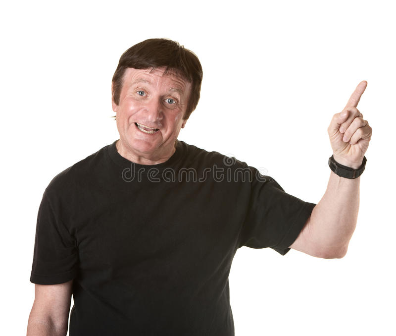 ευτυχή σημεία ατόμων δάχτυ& στοκ φωτογραφίες με δικαίωμα ελεύθερης χρήσης