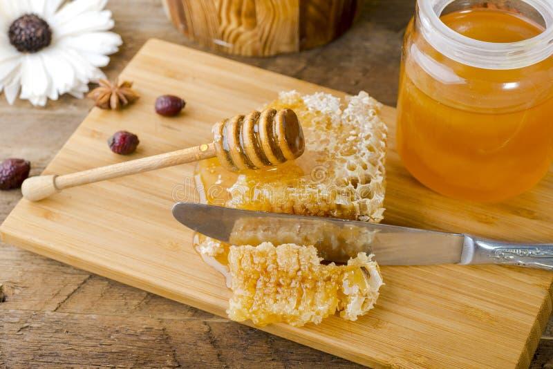 Ευώδες μέλι άνοιξη στοκ εικόνες με δικαίωμα ελεύθερης χρήσης