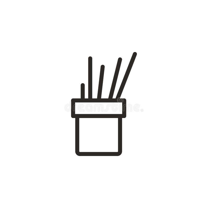 Εφαρμογή, γραφικός, διανυσματικό εικονίδιο εργαλείων Στοιχείο του εργαλείου σχεδίου για την κινητούς έννοια και τον Ιστό apps Λεπ απεικόνιση αποθεμάτων