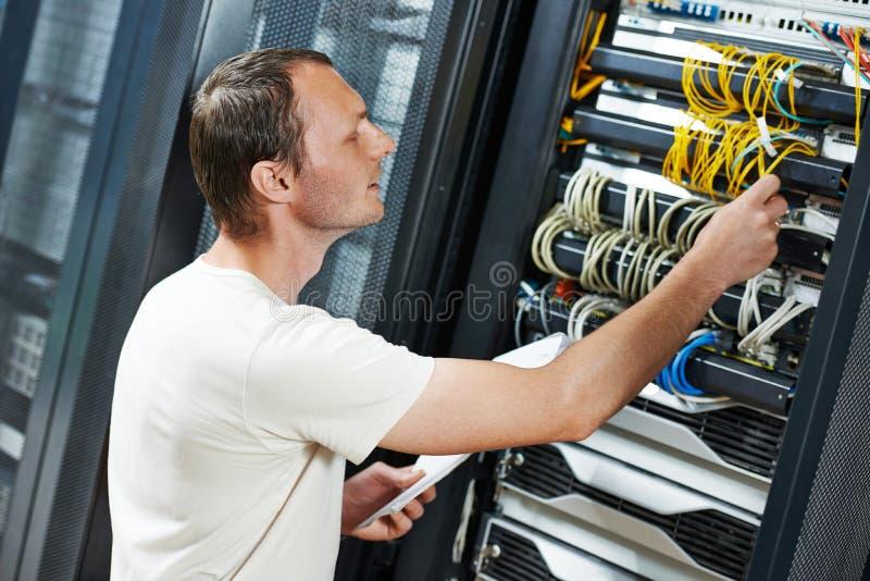 Εφαρμοσμένη μηχανική δικτύων στοκ φωτογραφίες