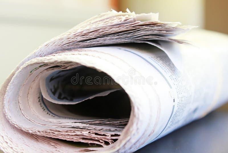 εφημερίδα στοκ εικόνες