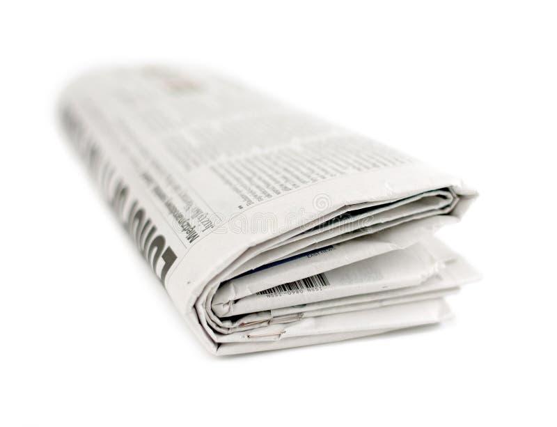 εφημερίδα στοκ φωτογραφία