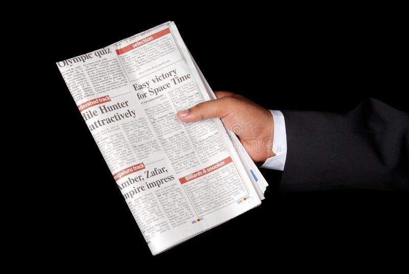 εφημερίδα στοκ φωτογραφίες