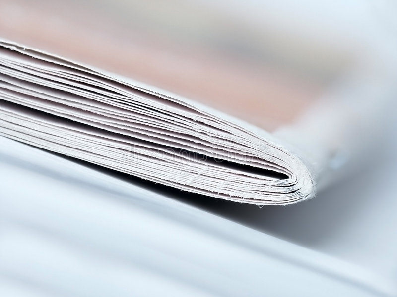 Εφημερίδα στοκ εικόνες με δικαίωμα ελεύθερης χρήσης