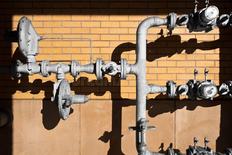 εφοδιασμός υγραερίου στοκ εικόνες