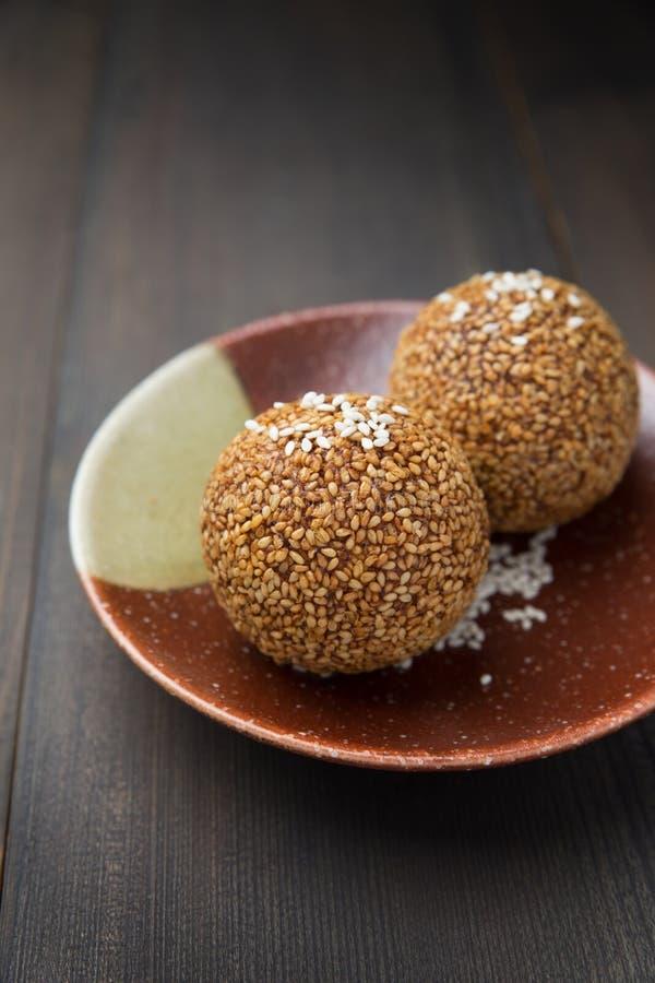 Εύγευστα γλυκά των ιαπωνικών στοκ φωτογραφία με δικαίωμα ελεύθερης χρήσης