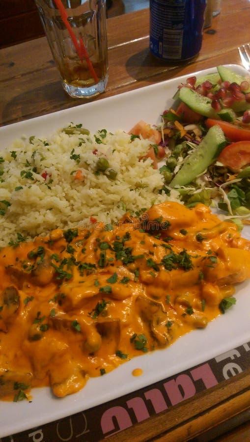 Εύγευστα και νόστιμα τρόφιμα - Κύπρος στοκ φωτογραφία