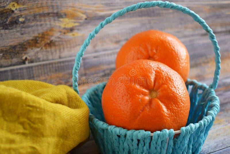 Εύγευστα και υγιή tangerines στοκ φωτογραφία
