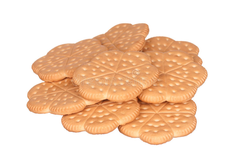 Εύγευστα μπισκότα στοκ φωτογραφία με δικαίωμα ελεύθερης χρήσης