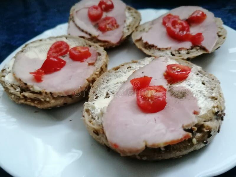Εύγευστα σάντουιτς στοκ φωτογραφία με δικαίωμα ελεύθερης χρήσης