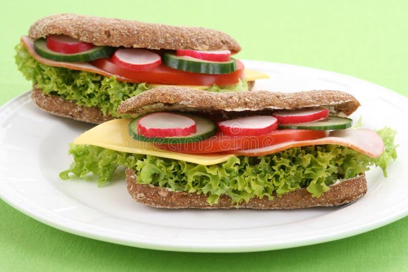 εύγευστα σάντουιτς στοκ φωτογραφίες με δικαίωμα ελεύθερης χρήσης