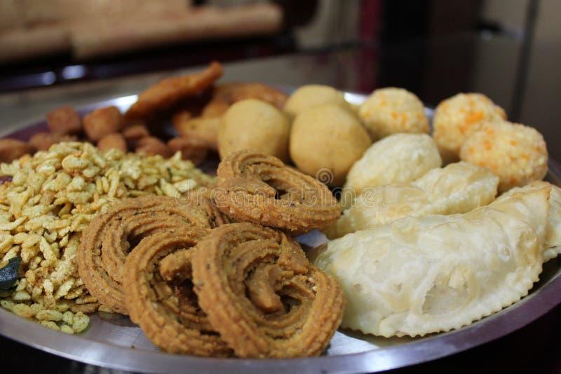 Εύγευστος εορτασμός Diwali στοκ φωτογραφία με δικαίωμα ελεύθερης χρήσης
