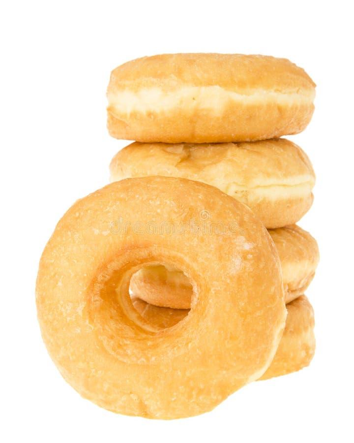 Εύγευστο doughnut σωρών στοκ φωτογραφίες με δικαίωμα ελεύθερης χρήσης