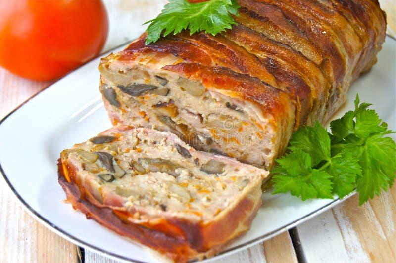 Εύγευστο meatloaf Terrine κρέας Ñ 'ÐΜрриР½ στοκ φωτογραφία με δικαίωμα ελεύθερης χρήσης