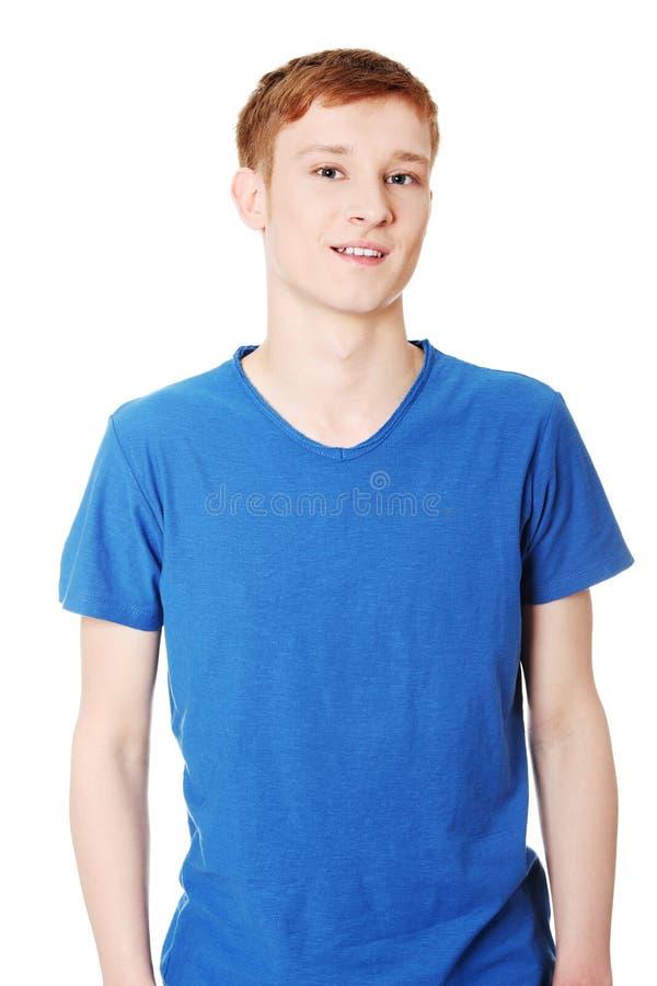 εύθυμος έφηβος αγοριών στοκ φωτογραφία με δικαίωμα ελεύθερης χρήσης