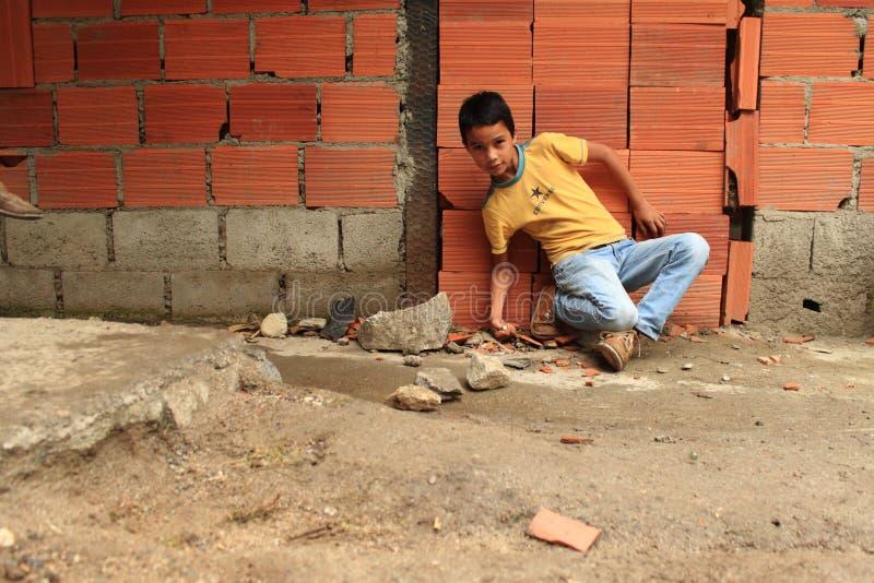 Εύθυμο αγόρι στοκ φωτογραφία με δικαίωμα ελεύθερης χρήσης