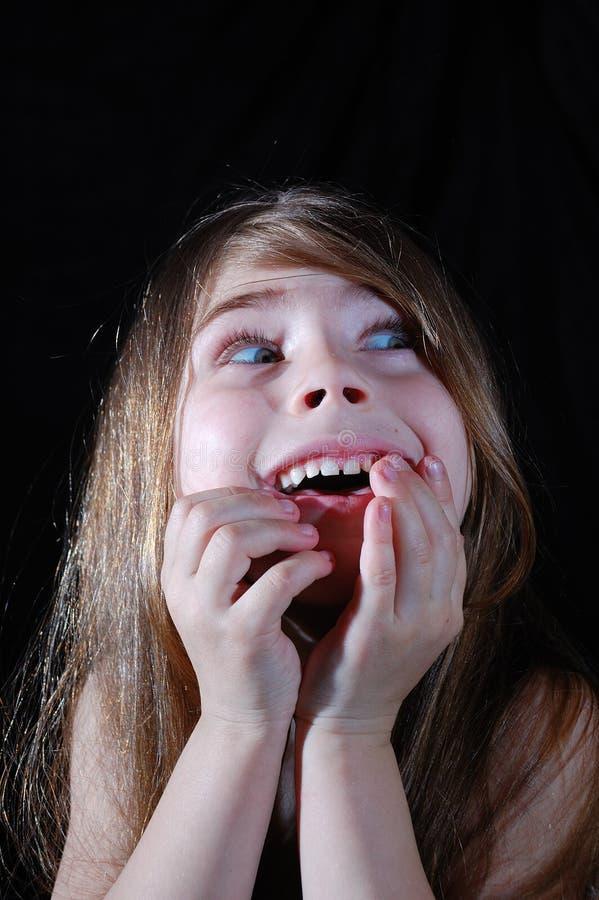 εύθυμο κορίτσι στοκ φωτογραφίες με δικαίωμα ελεύθερης χρήσης