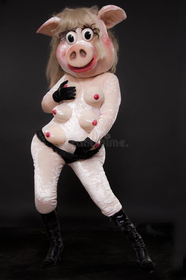 εύθυμο striptease στοκ φωτογραφία με δικαίωμα ελεύθερης χρήσης