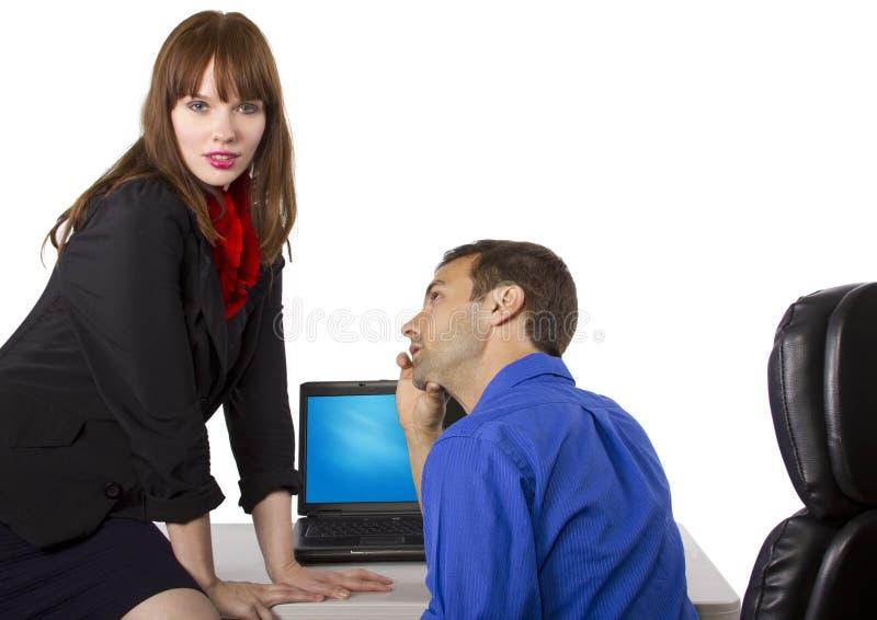 Εύνοιες στην εργασία στοκ φωτογραφία με δικαίωμα ελεύθερης χρήσης