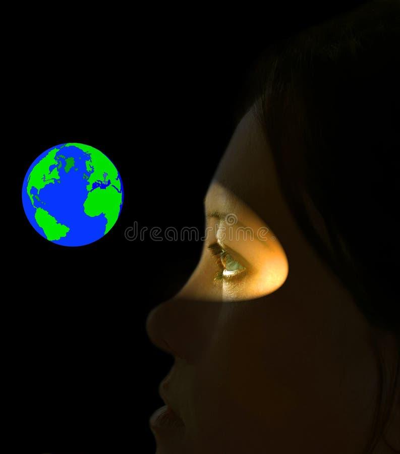 εύφορο όραμα στοκ φωτογραφία με δικαίωμα ελεύθερης χρήσης