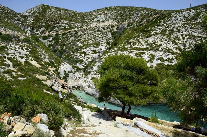 Ελλάδα, Ζάκυνθος στοκ εικόνα με δικαίωμα ελεύθερης χρήσης