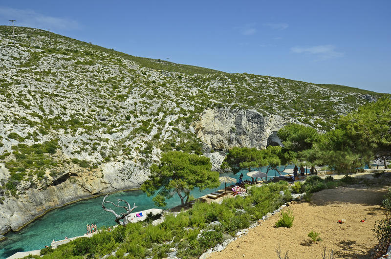 Ελλάδα, Ζάκυνθος στοκ φωτογραφίες με δικαίωμα ελεύθερης χρήσης