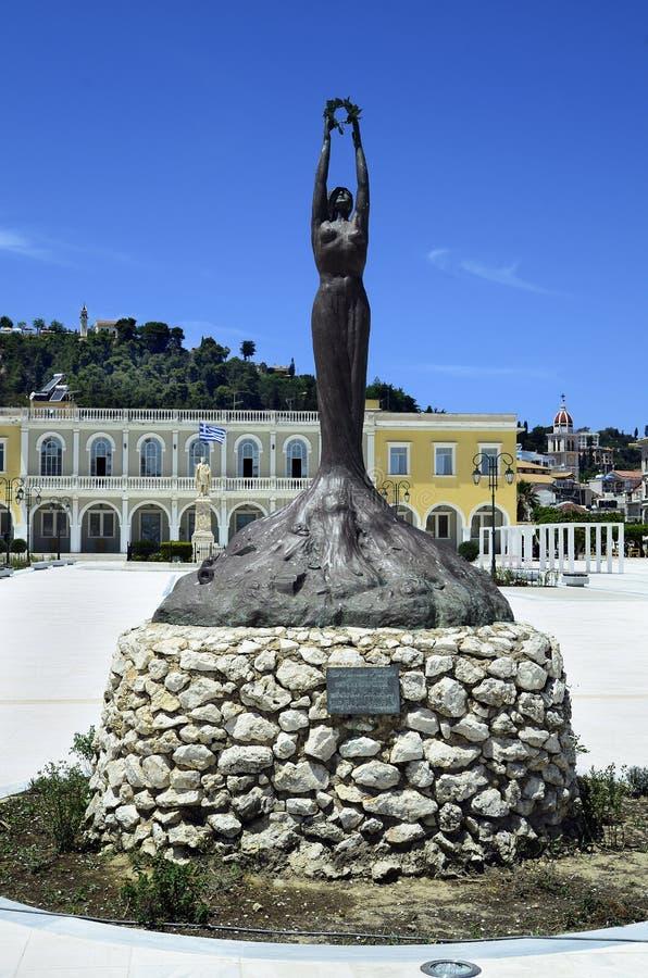 Ελλάδα, Ζάκυνθος στοκ φωτογραφία με δικαίωμα ελεύθερης χρήσης