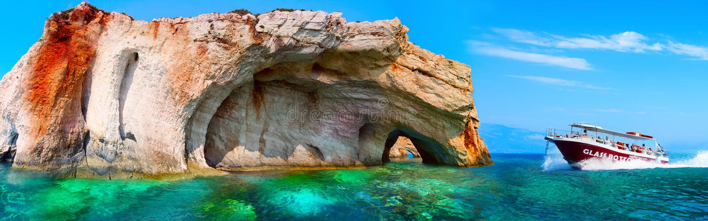 Ελλάδα, το νησί της Ζάκυνθου στοκ εικόνες