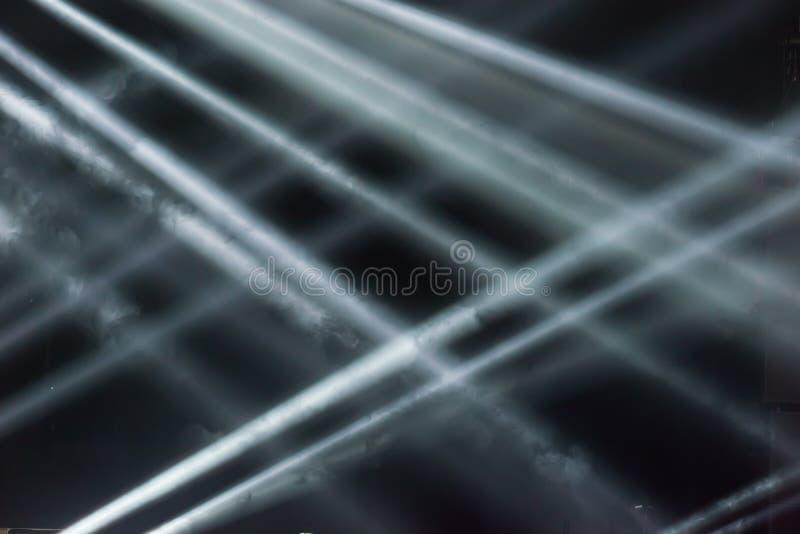 Ελαφριές ακτίνες στοκ φωτογραφίες