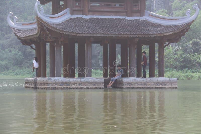 ελαφρύς ναός στοκ φωτογραφία