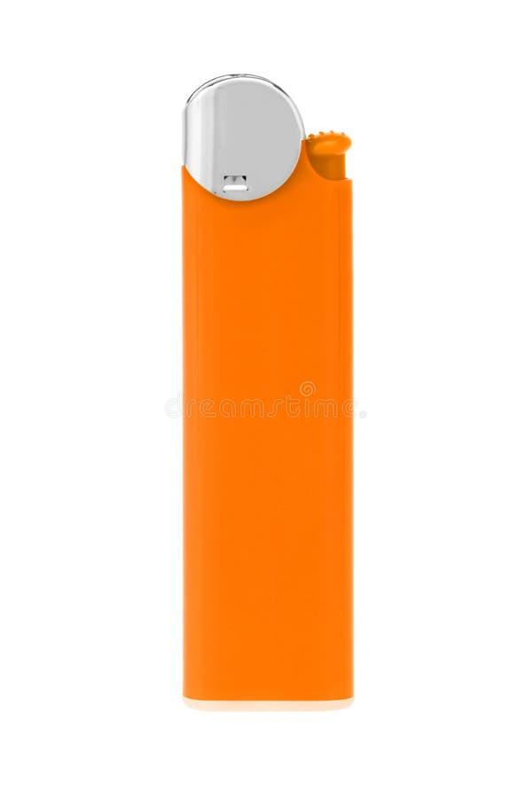 ελαφρύτερο πορτοκάλι στοκ φωτογραφία