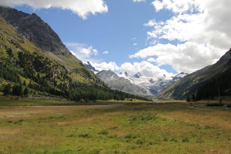 Ελβετικός παράδεισος στοκ φωτογραφία με δικαίωμα ελεύθερης χρήσης