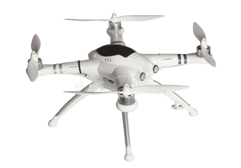 Ελεγχόμενος ραδιόφωνο quadcopter κηφήνας στοκ φωτογραφίες με δικαίωμα ελεύθερης χρήσης