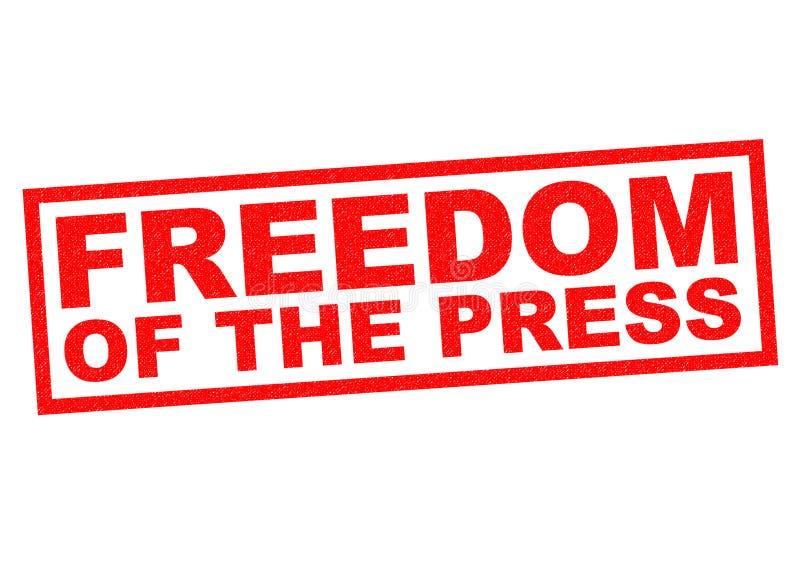 Ελευθερία Τύπου απεικόνιση αποθεμάτων