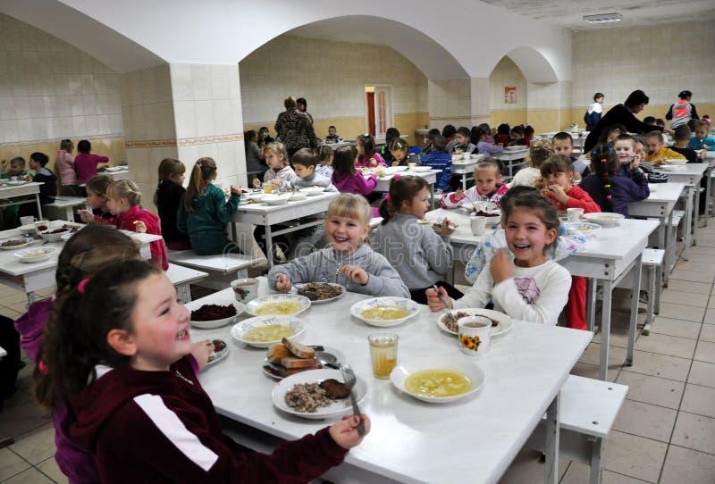 Ελεύθερα γεύματα σε school_4 στοκ φωτογραφίες με δικαίωμα ελεύθερης χρήσης