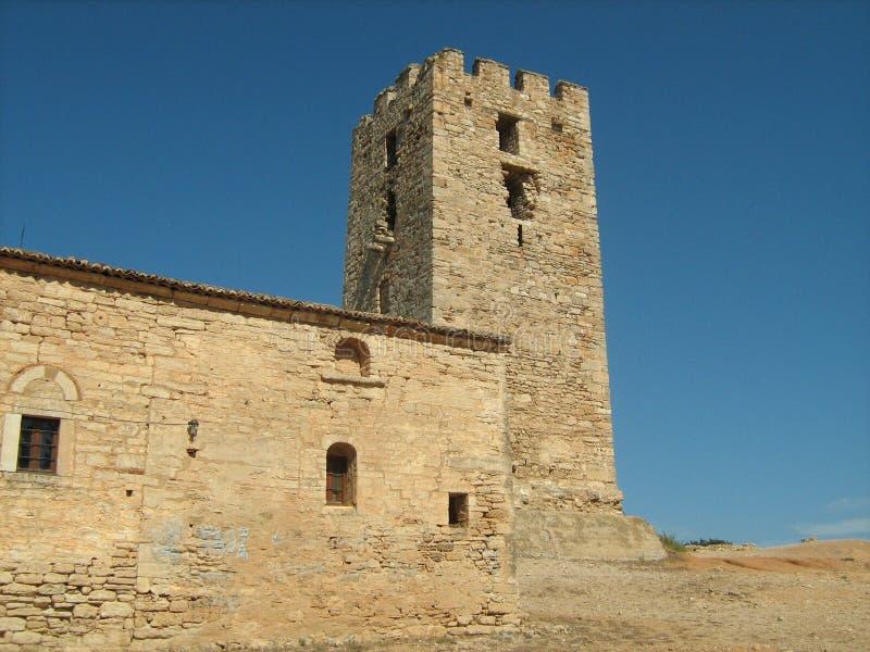 Ελληνικός πύργος Ancien στοκ φωτογραφίες